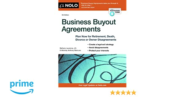 Business Buyout Agreements Plan Now for Retirement Death – Business Buyout Agreement