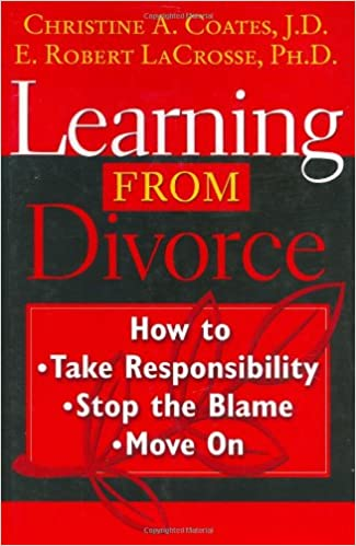 Learning From Divorce: How to Take Responsibility, Stop the