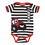 Tractor Vertical Case IH -INFANT One Piece-NB