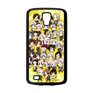 Design Hot Comic and Anime Axis Powers Hetalia Pictures Hard Plastic Protective Case Shell for Samsung Galaxy S4 Active i9295 Cover-1