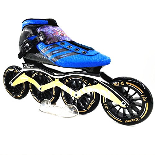 Pasendi Professional Carbon Inline Speed Skate for Men and kids