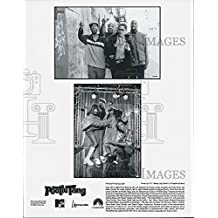 "2001 Press Photo Chris Rock, J.B. Smoove, Lance Crouther in ""Pootie Tang"" Film"
