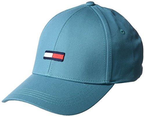 M 334 Hilfiger Green Verde Adulto Gorra Tommy béisbol Slate única Flag Blue Cap OS de Fabricante del Tju Unisex Talla 16wxwIBPq