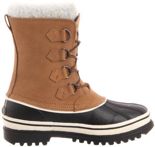 SKECHERS USA REVINE Hopkin Bota de la nieve Black/Khaki