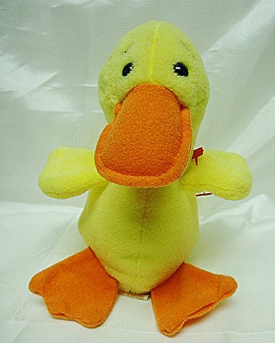 Image Unavailable. Image not available for. Color  Ty Beanie Baby Quackers  the Duck ... 77a3819244a