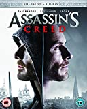 Assassin's Creed [3D Blu-ray] [Blu-ray]
