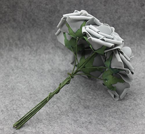 Review AnParty 25pcs Artificial Flower,Real