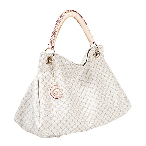 Louis Vuitton White Handbag - 8