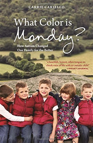 What Color is Monday? by Carrie Cariello (21-Feb-2015) Paperback