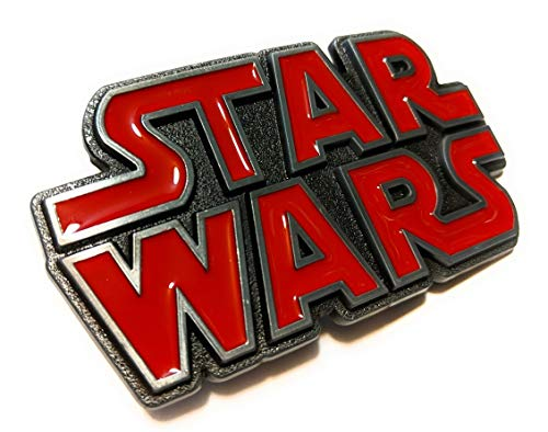 (Star Wars Belt Buckle Classic logo SuperGifts 3.9