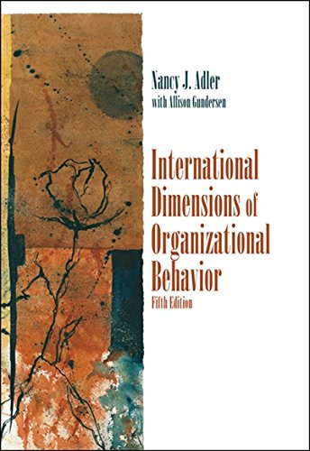 how how an understanding of the international dimensions of organizational behavior help a manager m How might an understanding of the international dimensions of organizational behavior help a manager make better and more ethical decisions posted in.