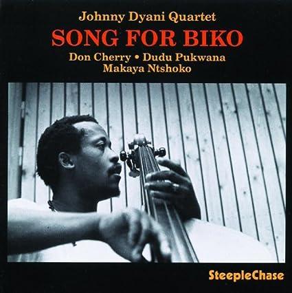 Song For Biko by Johnny Dyani Quartet (1997-03-18)