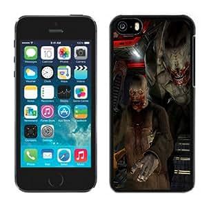 Fashion DIY Custom Designed iPhone 5C Generation Phone Case For Doom 3 Artwork Phone Case Cover