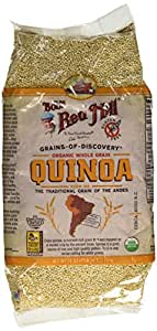 Bob's Red Mill Grain Quinoa Organic, 26-ounces