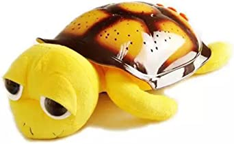 ziming L tortuga ojo grande de peluche de Muñecas de peluche Luna ...