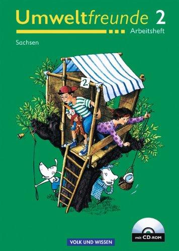 Download Umweltfreunde 2 - Arbeitsheft / Sachsen ebook