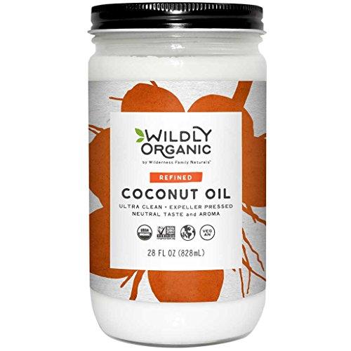 Organic Coconut Refined Expeller Pressed