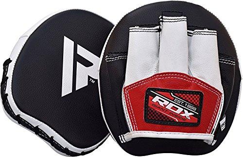 RDX Smartie Pads Boxing Target Focus Training Punching Mitts Hook & Jab MMA Thai Strike Kick Shield