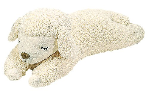 LivHeart Maple the Sheep Cushion Pillow Ivory Sleeping version from Japan
