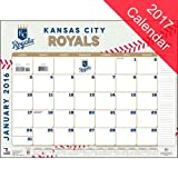 Kansas City Royals 2017 Calendar