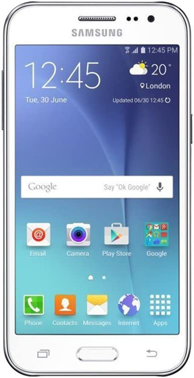 Samsung Galaxy J2 Dual SIM SIM 4.7 pulgadas Super AMOLED 8 GB Smartphone – Color blanco: Amazon.es: Electrónica