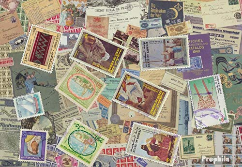Kuwait 10 Different Stamps (Stamps for Collectors)