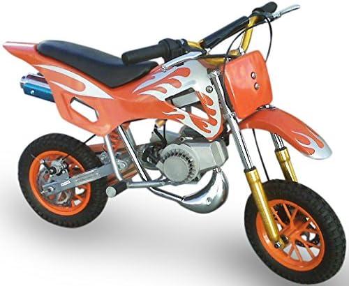Kenrod Mini-Motocross | Motorrad Zweitaktmotor | Benziner 49 CC | 1120x660x800mm