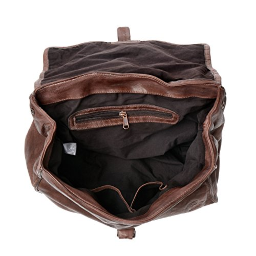 Dudu - Sac porté épaule - 580-1227 Timeless - Bag - Marron - Femme