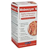 Cheap Wobenzym N Enteric Coated Tabs, 800-count Bottle (100-Count)