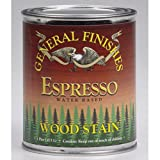 General Finishes Water Based Stain Golden Oak Quart
