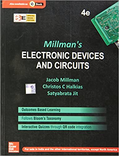 Buy Millman's Electronic Devices and Circuits (SIE) Book