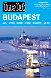 Front cover for the book Time Out Budapest by Time Out