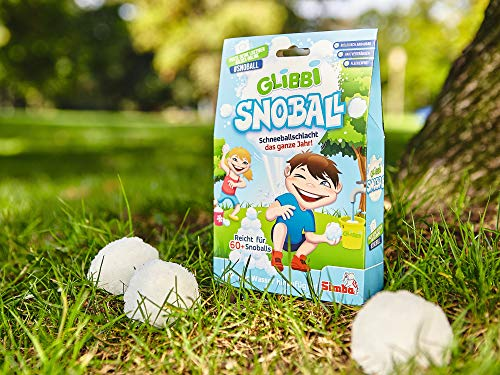 Glibbi–Game of Snowball, (Simba 5953252)