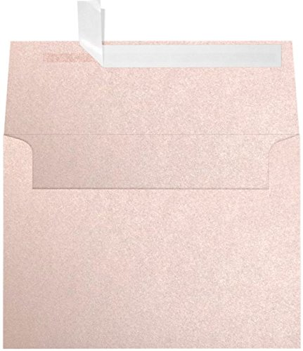 Amazon Com A7 Invitation Envelopes 5 1 4 X 7 1 4 Coral
