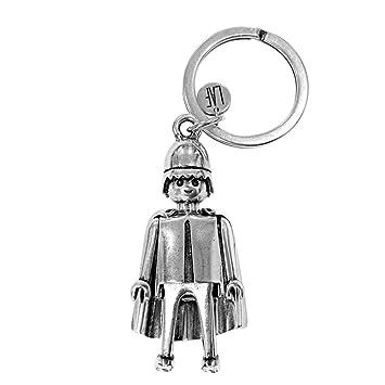 Llavero Playmobil caballero medieval tamaño grande (Producto ...