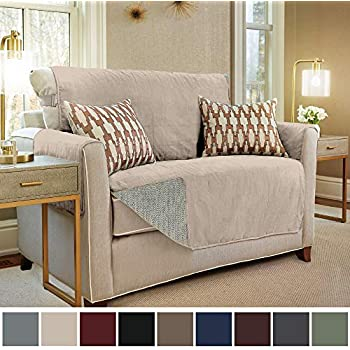Amazon Com Aidear Anti Slip Sofa Slipcovers Jacquard