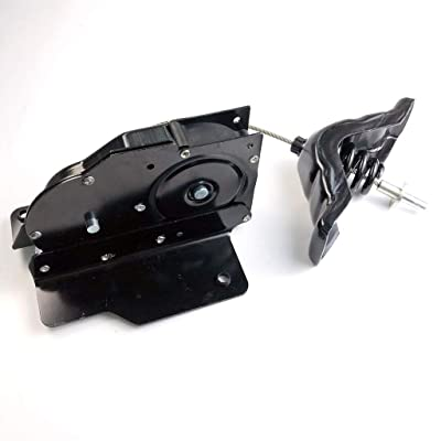 ZM 924-528 Spare Tire Winch Wheel Carrier Hoist for Ford F-250 F-350 F-450 F-550 Super Duty: Automotive