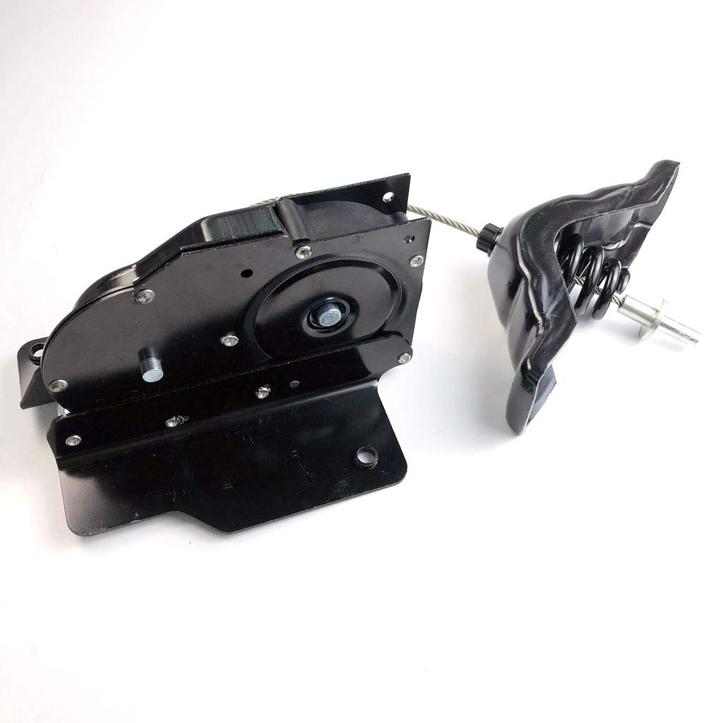 ZM 924-528 Spare Tire Winch Wheel Carrier Hoist for Ford F-250 F-350 F-450 F-550 Super Duty