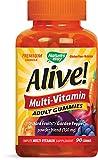Nature's Way Alive! Premium Formula Multi-Vitamin Adult Gummies, 90 Count