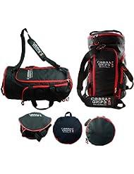 Best Travel Foldable Sports Duffel Bag Luggage Water Resistant Wet/Dry Nylon Gym Handbag Lightweight Backpack...