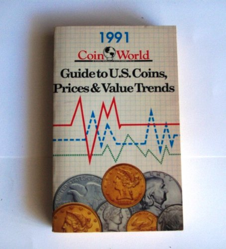 Half Dollar Coin Values - 1991 Coin World Guide to U.S. Coins, Prices & Value Trends