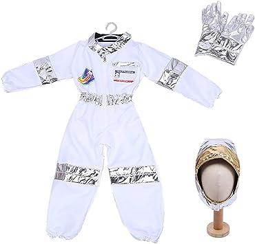 TopTie Astronauta Juego de Roles para niños Juego de Disfraces ...