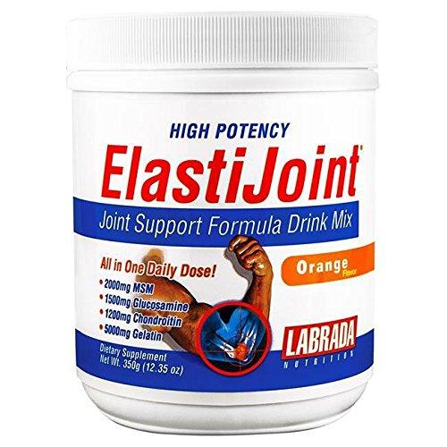 Labrada Nutrition Elastijoint, Orange, 350 Gram