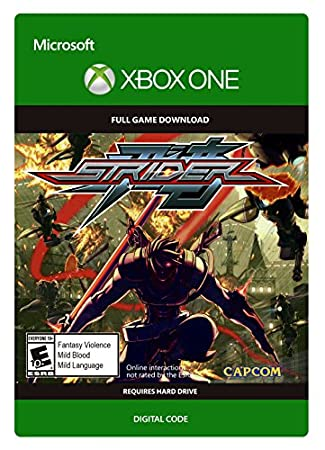 Strider - Xbox One Digital Code