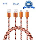 USB Type C Cable, SUPZY Durable Nylon Braided High Speed 2.0 Type C