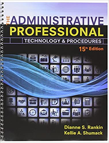 Amazon bundle the administrative professional technology bundle the administrative professional technology procedures 15th mindtap office technology 1 term 6 months printed access card 15th edition fandeluxe Images