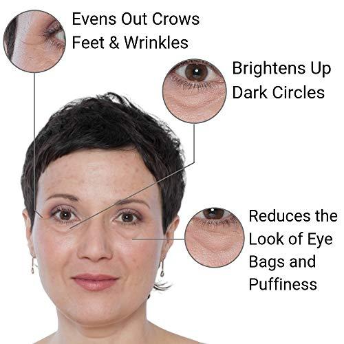 51kbPG7 5IL - Eye Cream for Dark Circles Eye Bags and Crows Feet