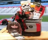 NASCAR Racing Gift -Gourmet Gift Basket for NASCAR Race Lovers -Large