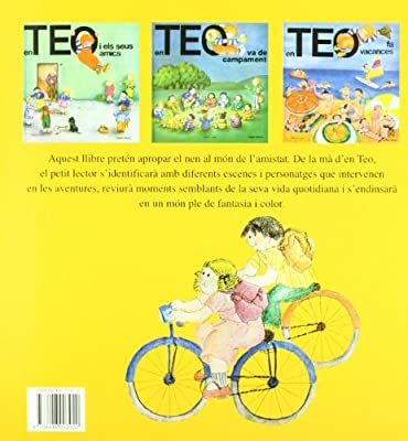 En Teo Descobreix Als Seus Amics VOLUMS ESPECIALS DEN TEO: Amazon ...