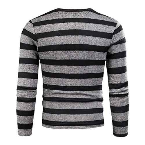 de hombre para jersey Adeshop moda Top o invierno Su Oto de OqdwRWU